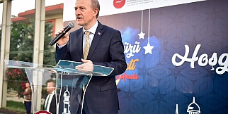 Fatih Belediye başkanı Sayın Hasan Suver