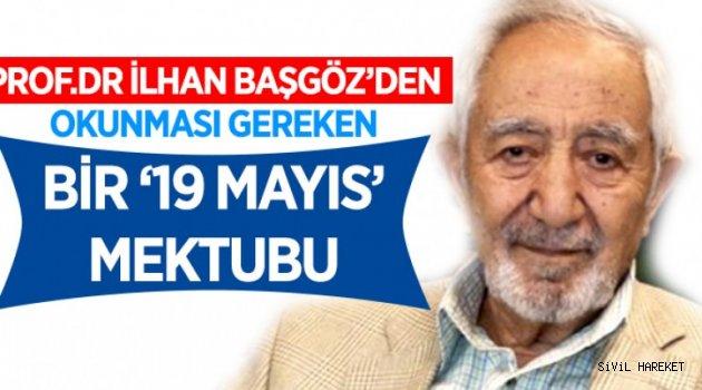 100. yılında Prof.Dr. İlhan Başgöz