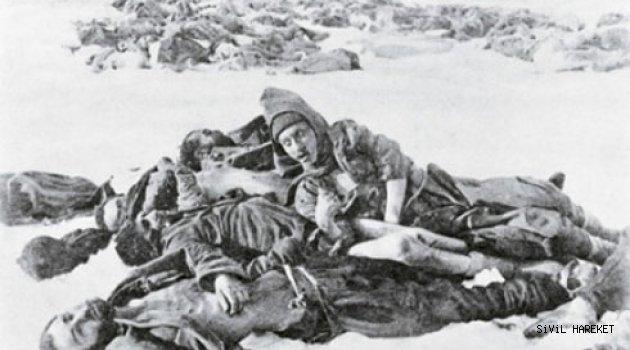 1914 Sarıkamış Faciası