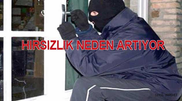 Artan Hırsızlık Olaylarına Soru Önergesi