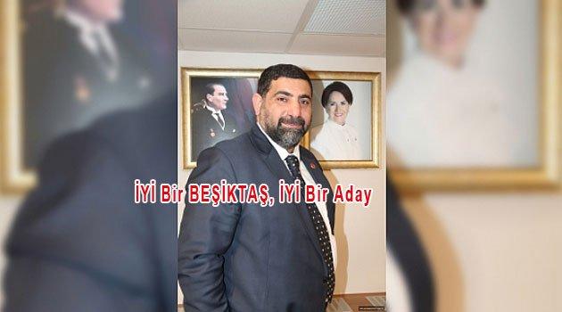 Beşiktaş'a Aday Ediz FEYİZ