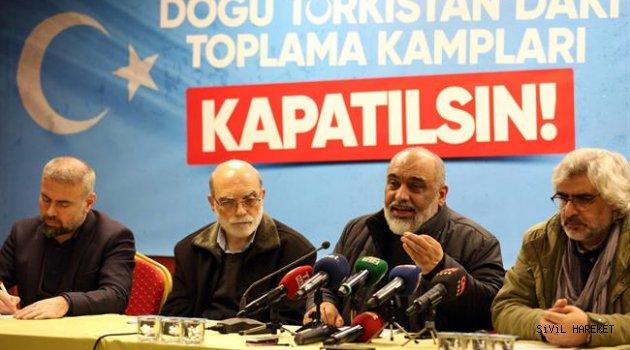 Doğu Türkistan'daki Toplama Kampları Kapatılsın!