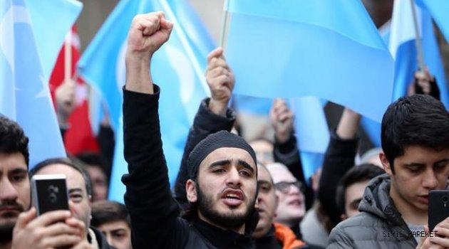 Doğu Türkistan Zulmüne Dur