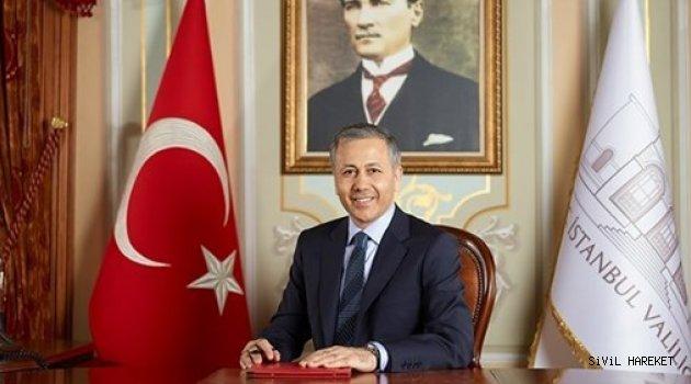 İBB G. Başkanı  İstanbul Valisi Ali Yerlikaya
