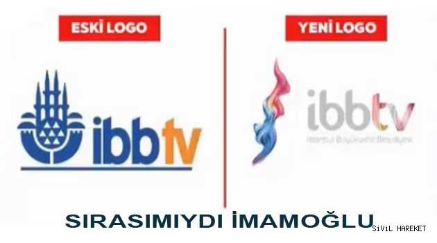 İmamoğlu İBB Logosunu Değiştiremez