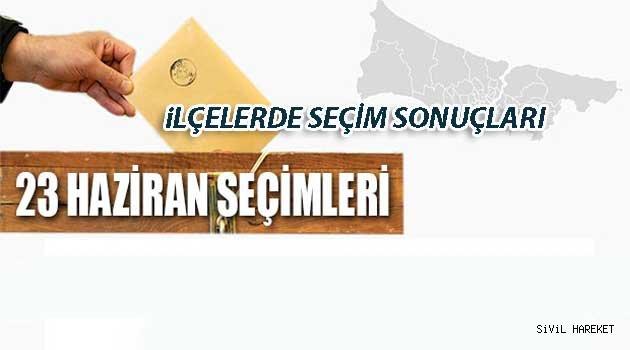 İşte kesin İstanbul seçim sonuçları