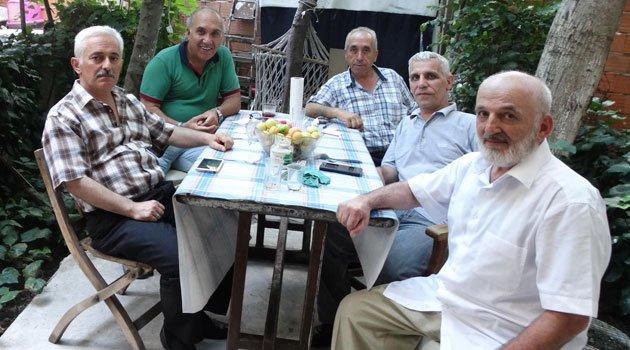 Karadeniz habercileri ile Buluştuk