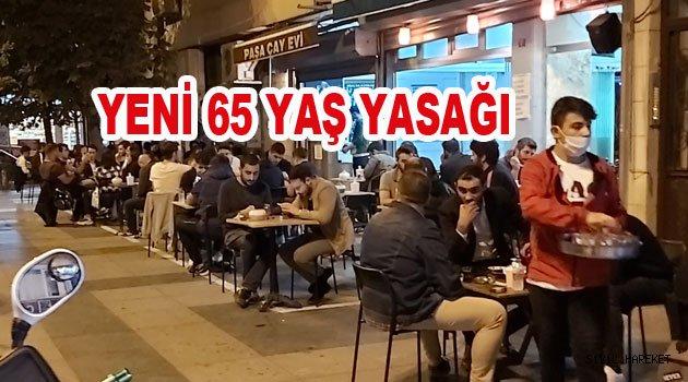 65 YAŞ YASAĞI GENİŞLETİLDİ