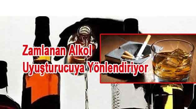 Alkol Sigaraya Zam Çare mi?