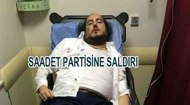 Ankarada SP Çalışanlarına Saldırı