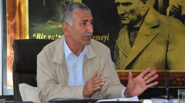Bozyazı Belediye Başkanı MHP'den İstifa etti