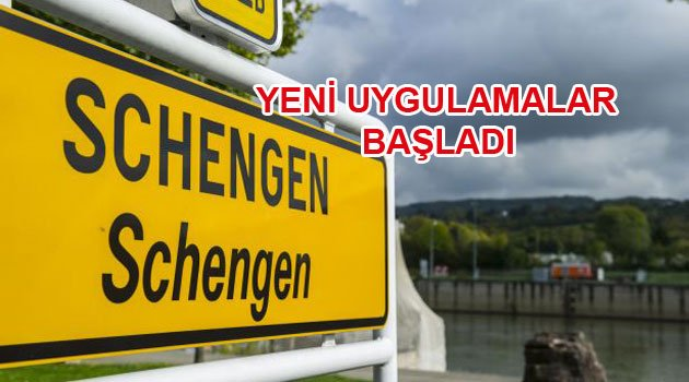 Bulgar yönetiminden erken Schengen uygulaması