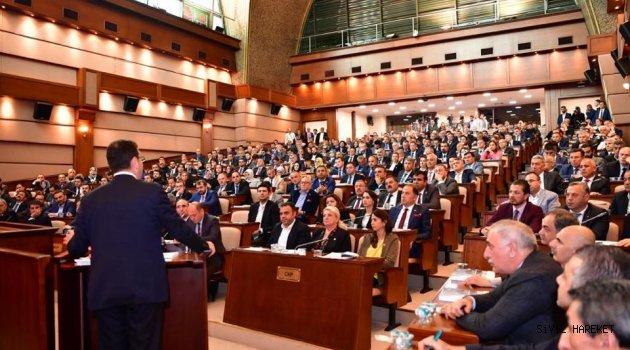 CHP İstanbulda Enkaz devraldık