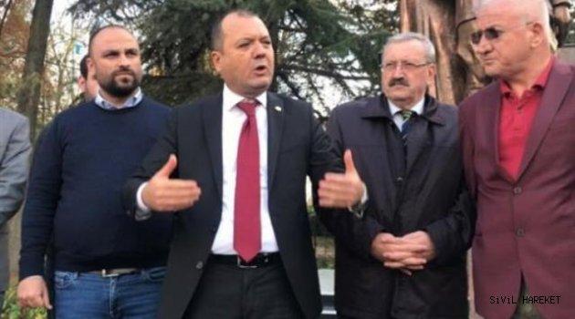 CHP'Lİ Aygun TRABZONLULARDAN ÖZÜR DİLEDİ