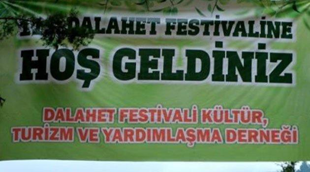 DALAHET FESTİVALİ'NİN 113.YILI MUHTEŞEMDİ
