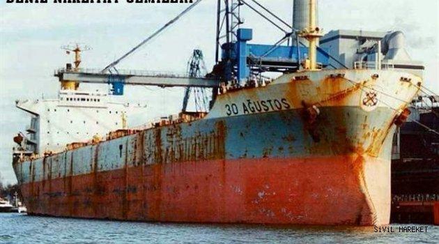 Deniz Nakliyat ve Gemilerimiz ne oldu