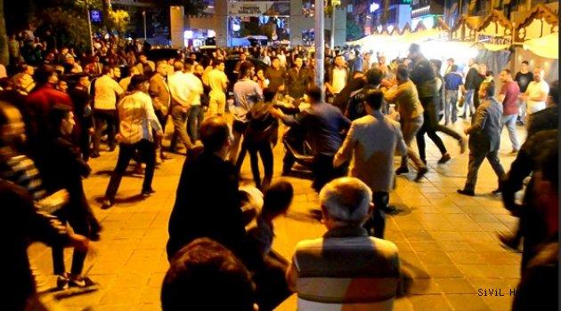 Esenler Dörtyol meydanında Felakete ramak kaldı