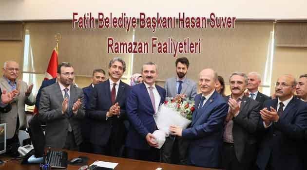 Fatih Belediyesi ve Ramazan