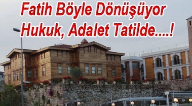 Fatih Belediyesi Yetkilileri Yeniden Ak'landı