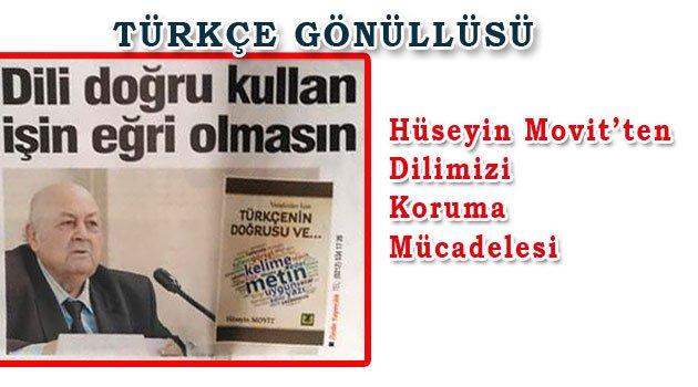 Huseyin Movit'in Yeni Eseri