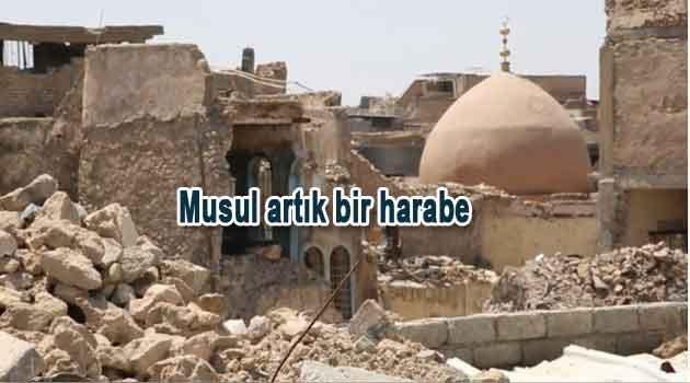 ISIS Musul'u terk etti ama!