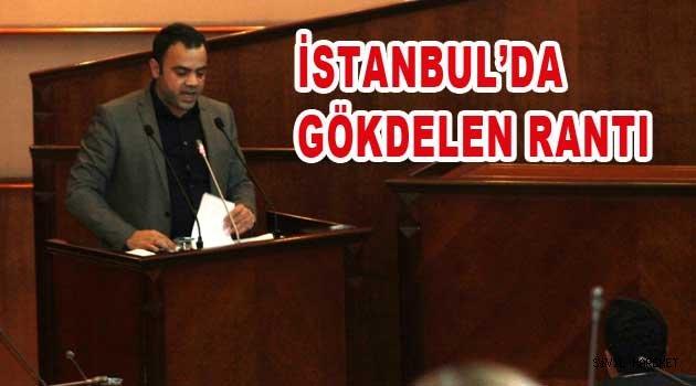 İstanbulun Gökdelenleri Üzerinden Rant