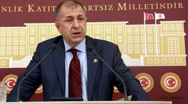 Özdağ Türk Telekom'daki zararı Meclis'e taşıdı