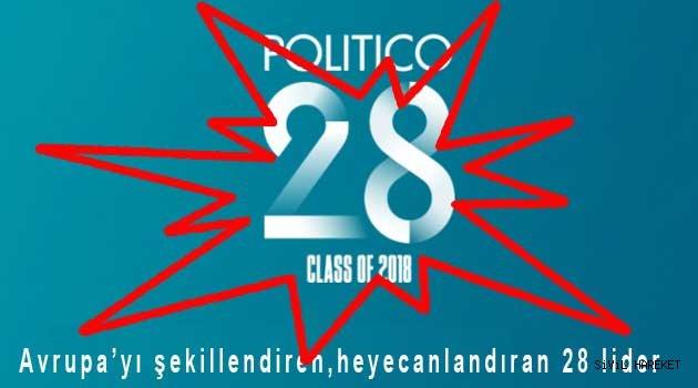 POLITICO 28 - 2018 de Meral Akşener var