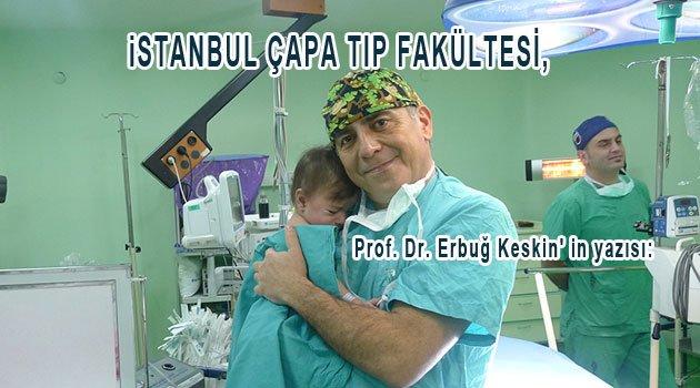 Prof. Dr. Erbuğ Keskin ARTIK YORULDUM…