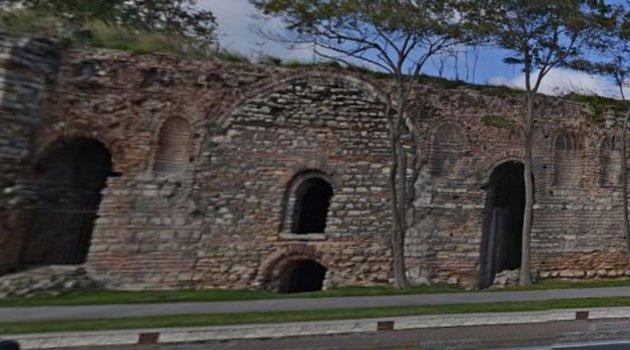 İstanbul Roma Surları Restore ediliyor