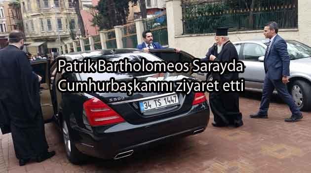 Rum Patrik Bartholomeos Beştepede