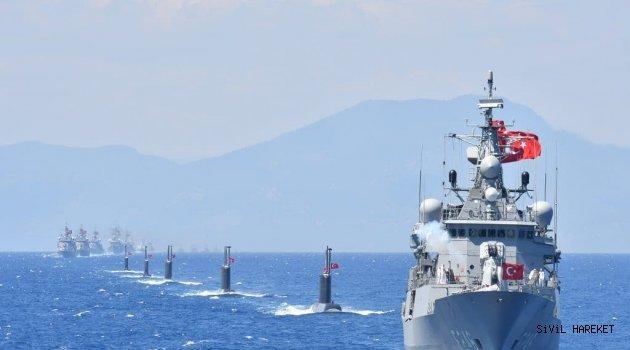 Rusya, Türkiye'nin Mavi Vatan Sınırını kabul etti
