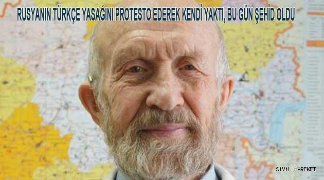 Rusyada Türkçe Yasağı Can Aldı