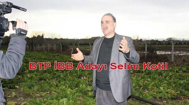 Selim Kotil Projelerini anlatıyor