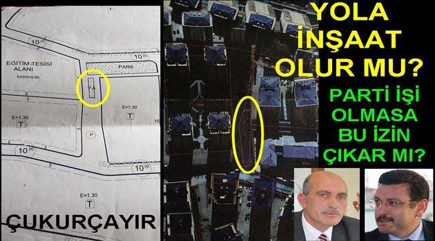 Trabzon belediyesinden inanılmaz icraatler