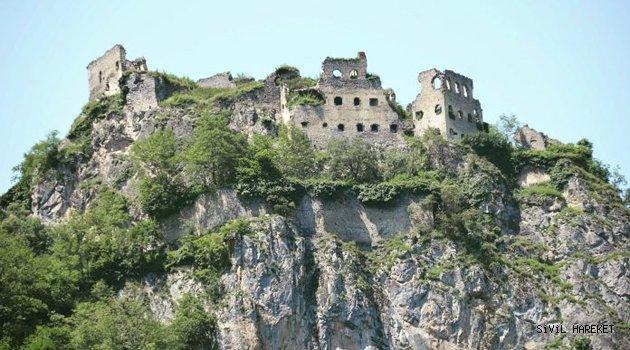 Trabzon Kuştul manastırına restorasyon