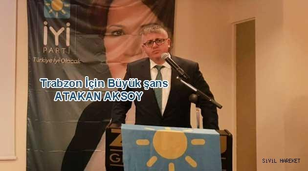 Trabzon makus talihini Aksoy ile kıracak