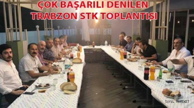 Trabzon STK'larını Sorguluyoruz