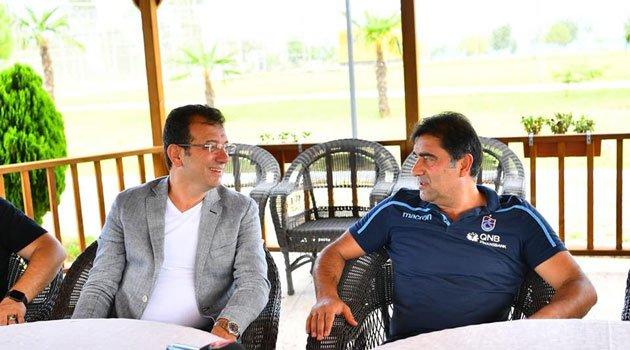 Trabzonda spor iyice siyasallaştı