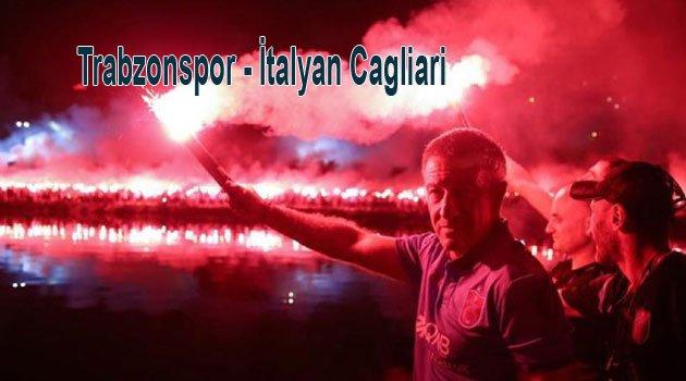 Trabzonspor İstanbul Atatürk Stadında