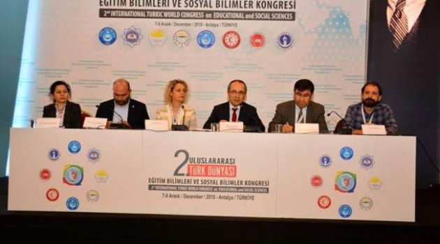 Türk Dünyası Eğitim bilimleri kongresi