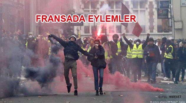 Macron'dan Sarı Yelekliler'i ikna projesi