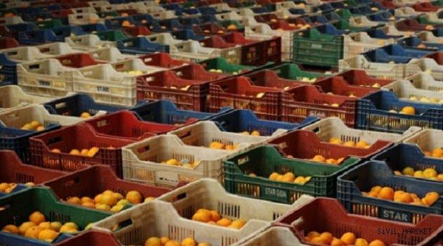 Sağlıksız ihraç ürünleri iç piyasada