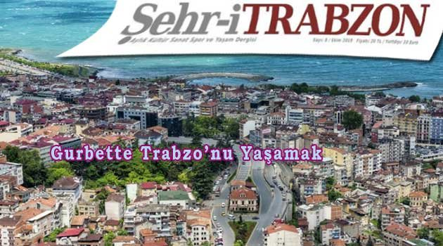 Şehr-i Trabzon abonesi olmak