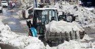 Meksika'da Guadalajara Şehrine Buz Yağdı