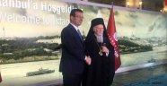 Bartholomeos İBB'yi Ziyaret etti