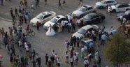 Avrupada Düğün Alayına Ceza