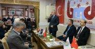Başkan İdris Türk tekrar başkan
