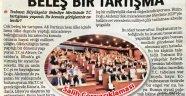 Trabzon Bş. belediyesinde TC. gerginliği