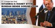 İstanbul'a İhanete Devam ediliyor